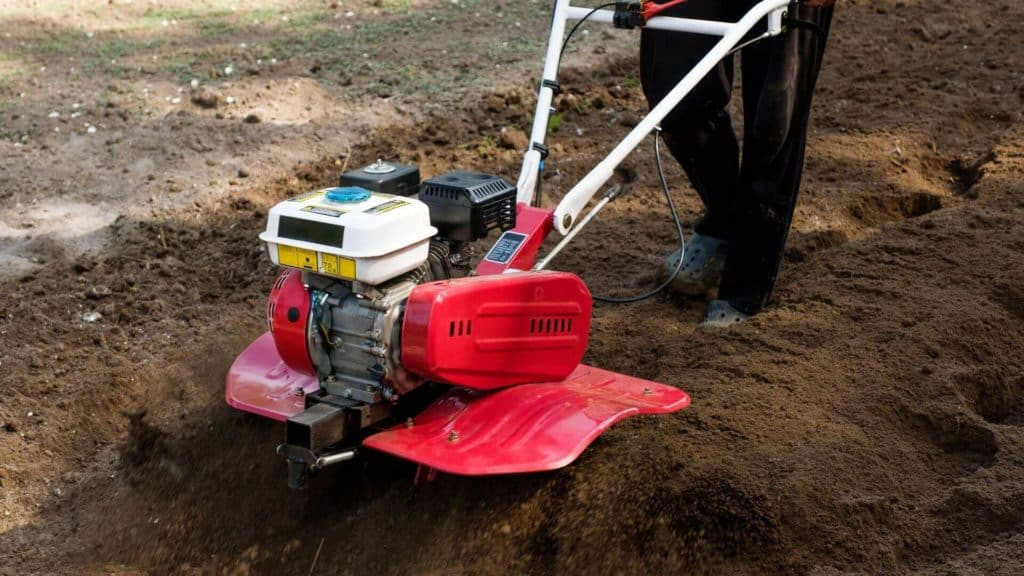 HOW TO USE A TILLER